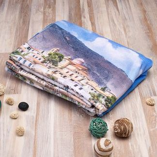 create your own beach towel