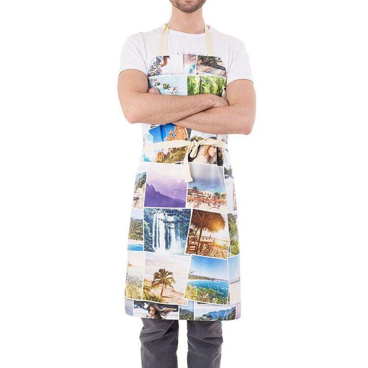 custom printed apron