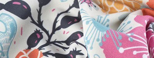 Lycra matt fabric