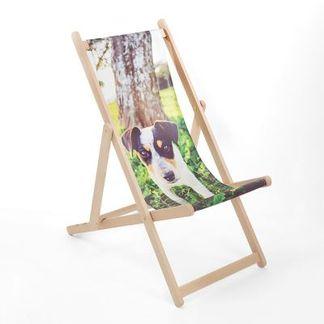 Deckchair personalised