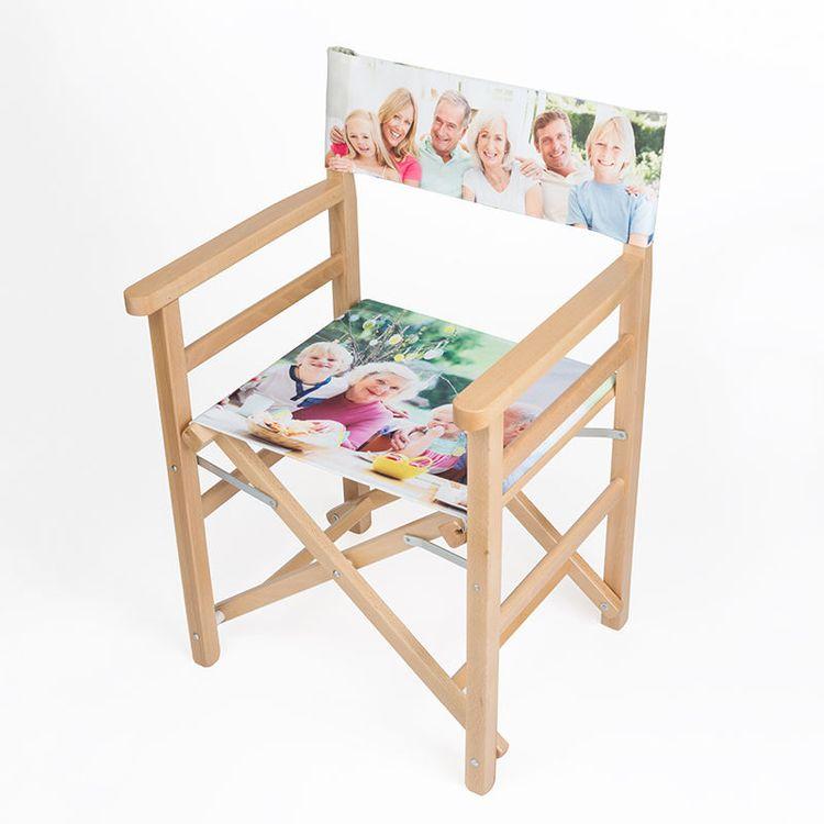 picknick stuhl bedrucken lassen