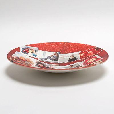 personalized fruit bowl
