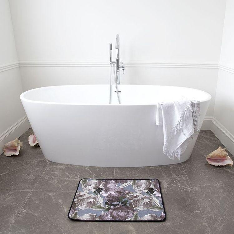 alfombra baño personalizada