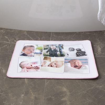 Personalised Bath Mat