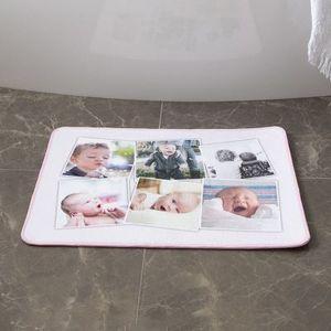 Personalized Bath Mat