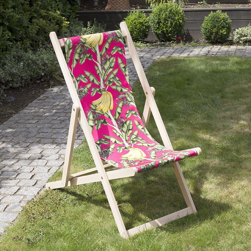 liegestuhl bedrucken lassen