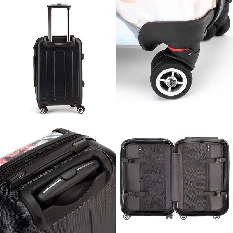 オリジナルスーツケース デザイン