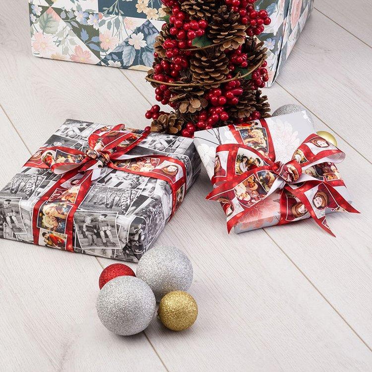 Personalised Christmas Ribbon