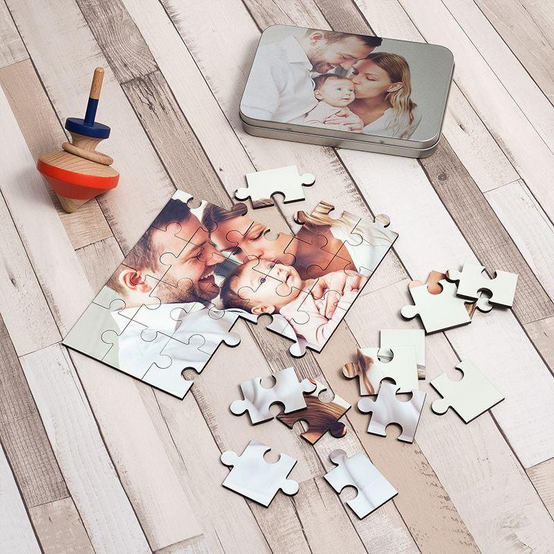 Personalised Photo Puzzles Custom
