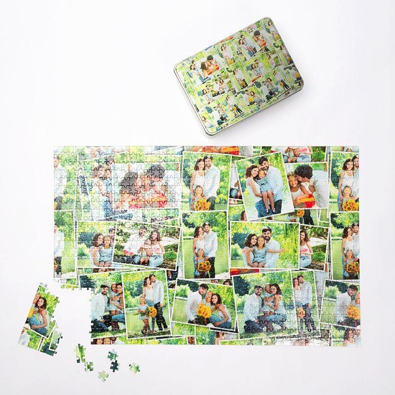 Custom Photo Puzzle Jigsaw Puzzles