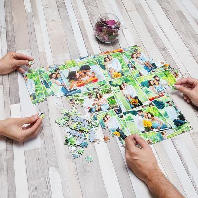 foto puzzle regalo de navidad