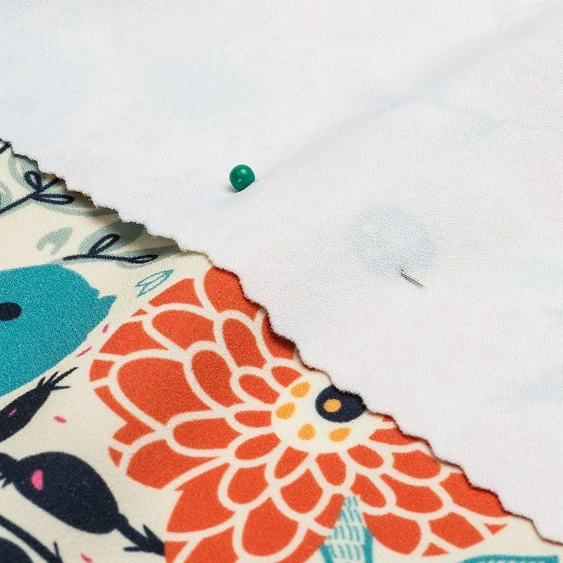 customised scuba fabric