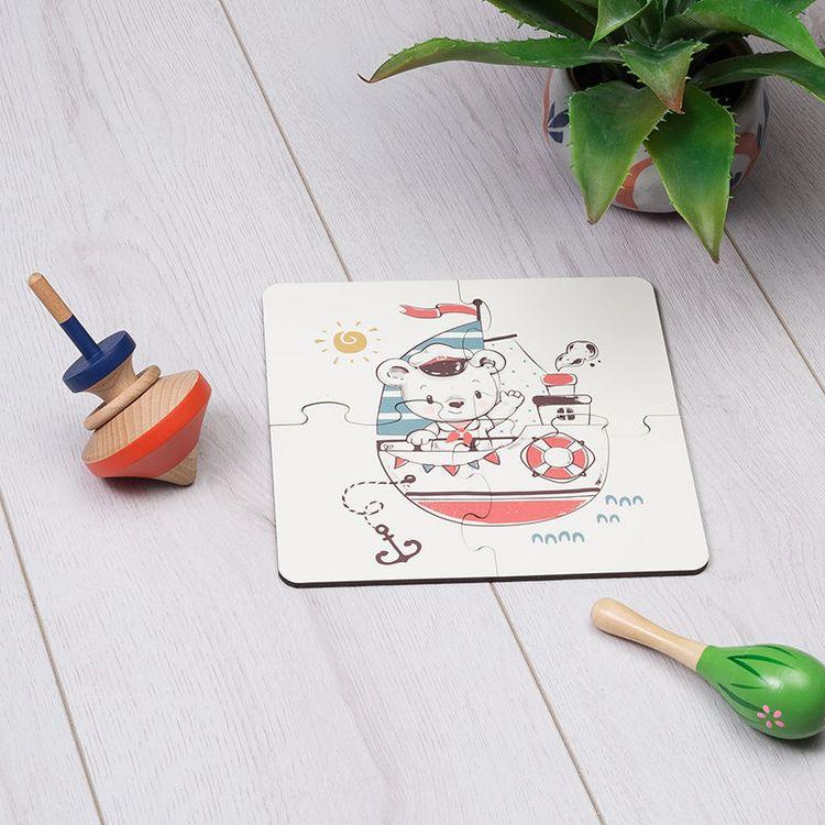 puzzles personalizados para niños