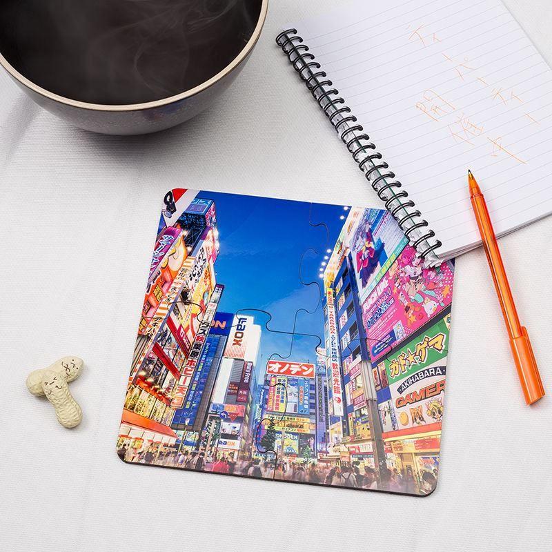 coaster puzzle