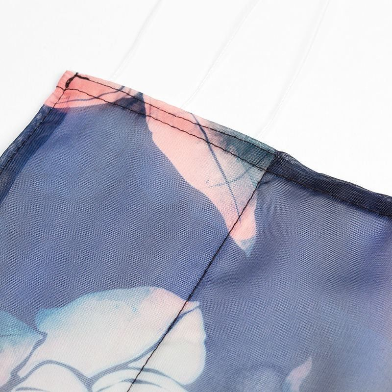 net curtains UK hemming details