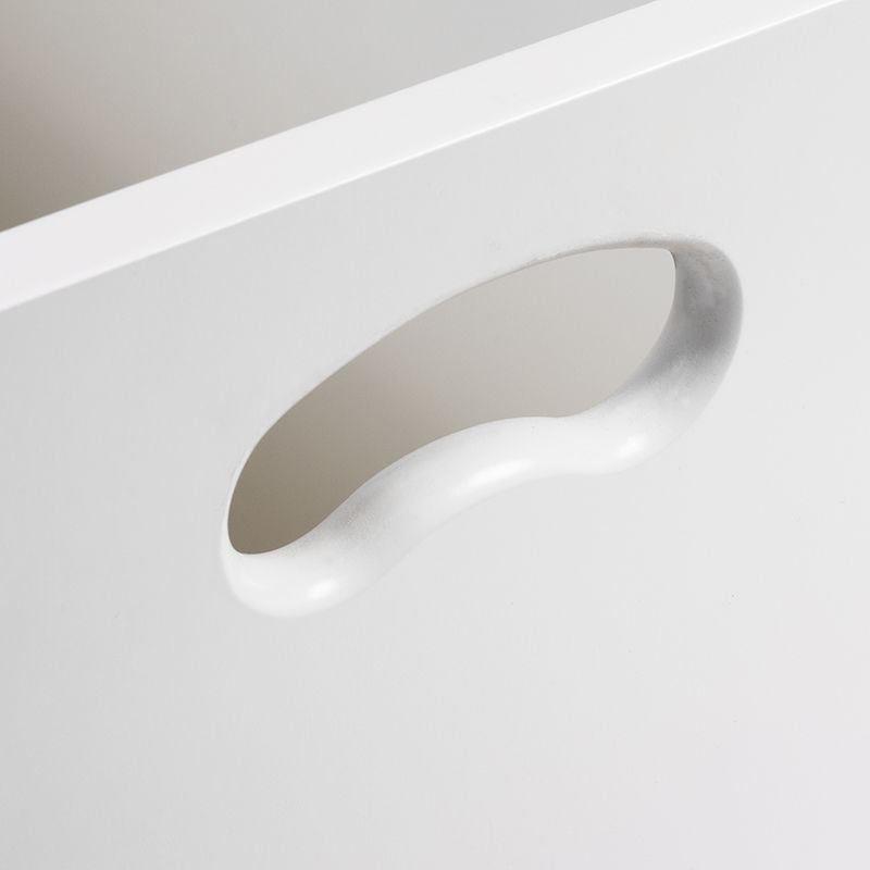 blanket box cut out handle details