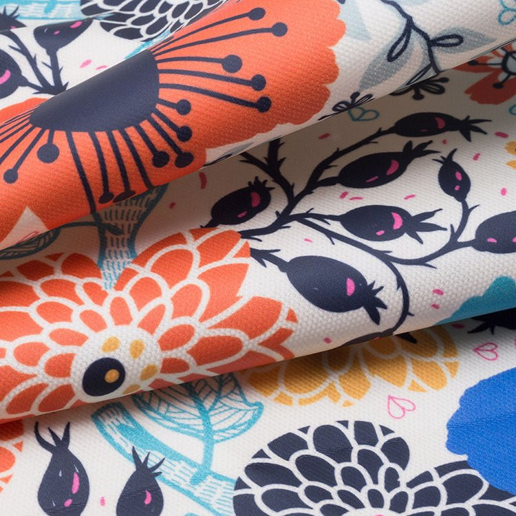custom oilcloth fabric