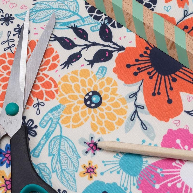 oilcloth matt fabric