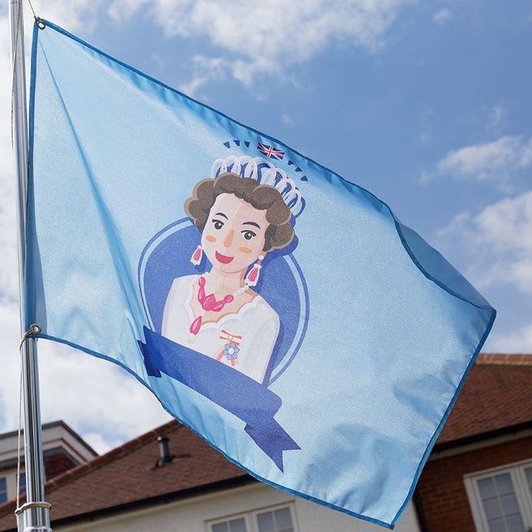 オリジナル旗