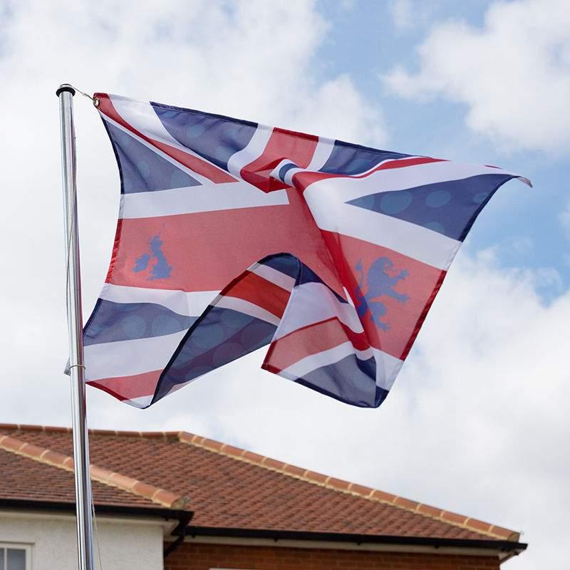 Custom Flags UK  Personalised Flags Printed to Order