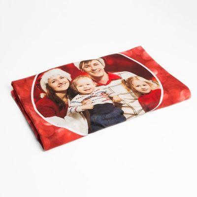 manta personalizada regalo de navidad