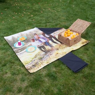 Personalized Waterproof picnic blanket