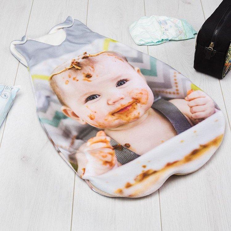 babyschlafsack erstellen
