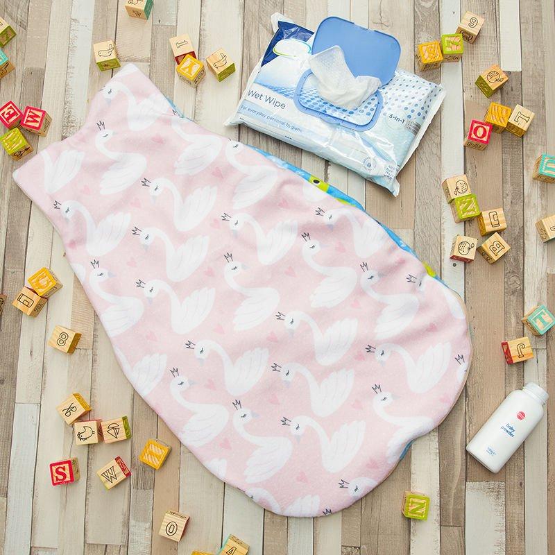 babyschlafsack selbst designen