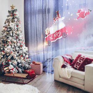 Christmas Net Curtains