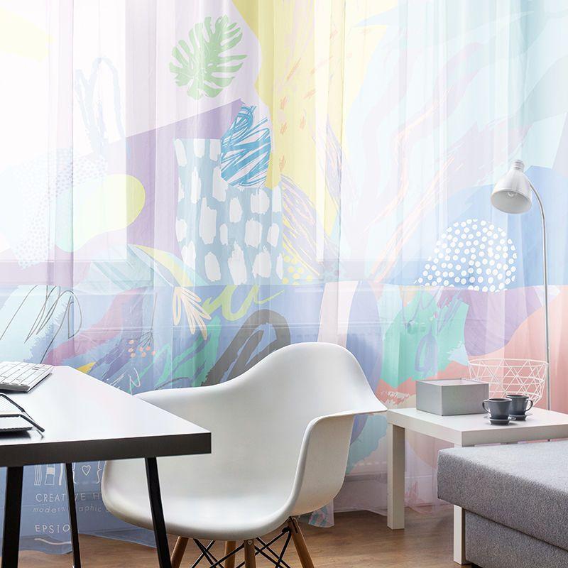 Net Curtains handmade