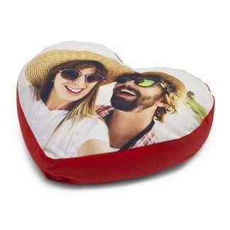 Heart Collage Cushion
