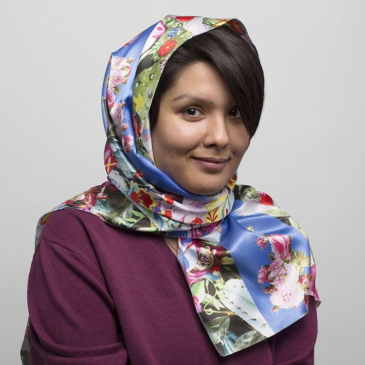 custom hijab