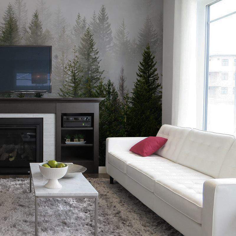 Living Room Wallpaper. Unusual Wallpaper For Living Room