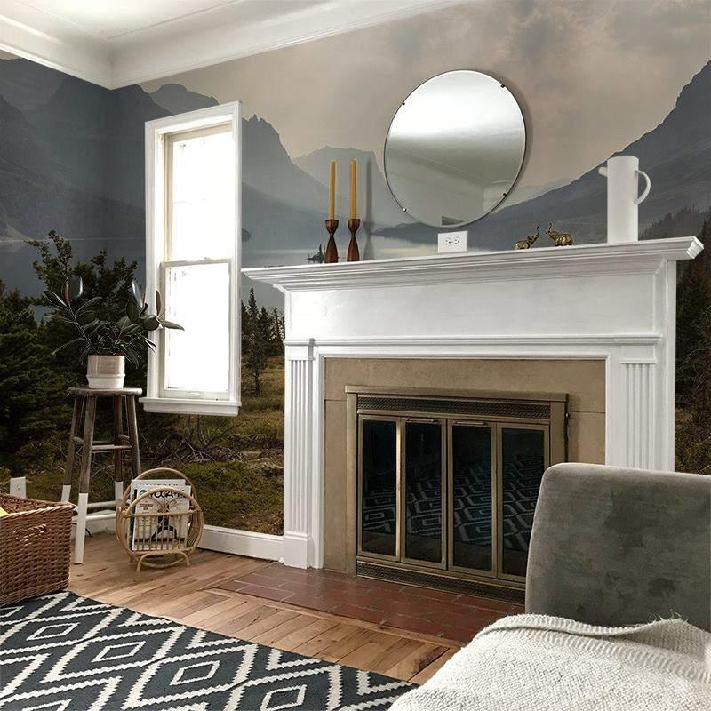selbstklebende fototapete bedrucken wiederabl sbare tapete. Black Bedroom Furniture Sets. Home Design Ideas