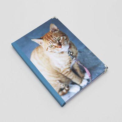 Dagbok med foto