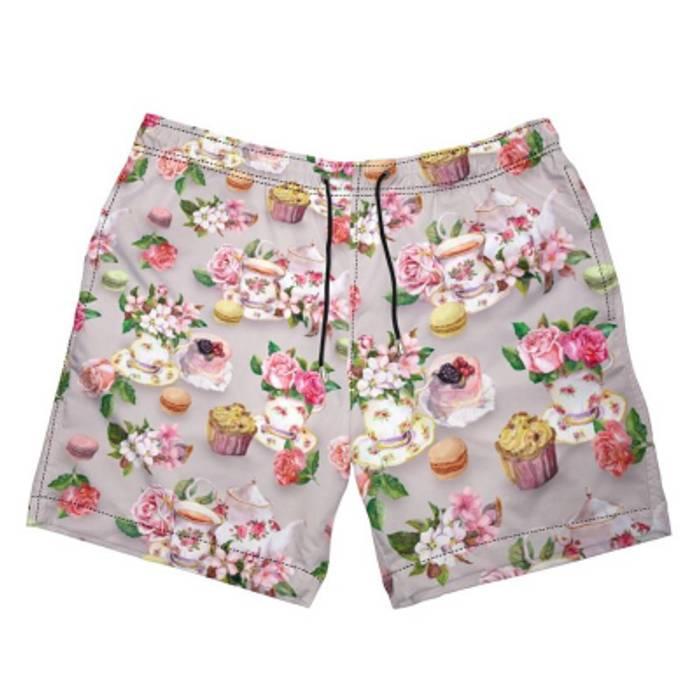 custom swim shorts