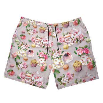 shorts de bain personnalisés