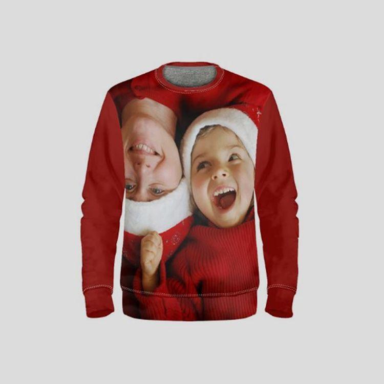 personalised christmas jumpers