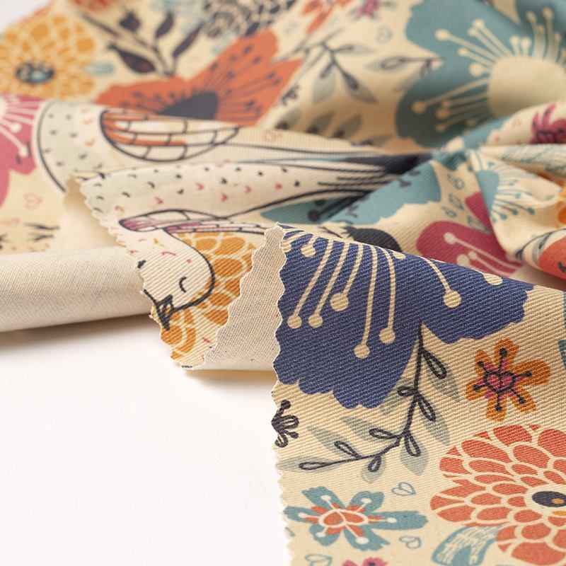 organic cotton prints