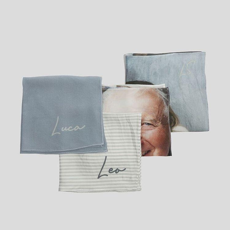 custom handkerchief