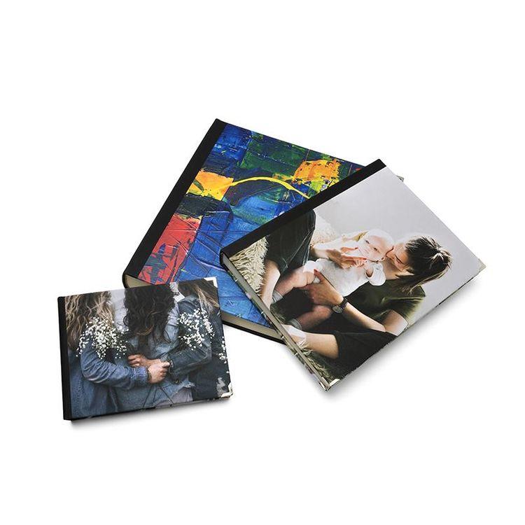 gepersonaliseerde fotoalbums
