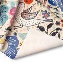 custom upholstery material