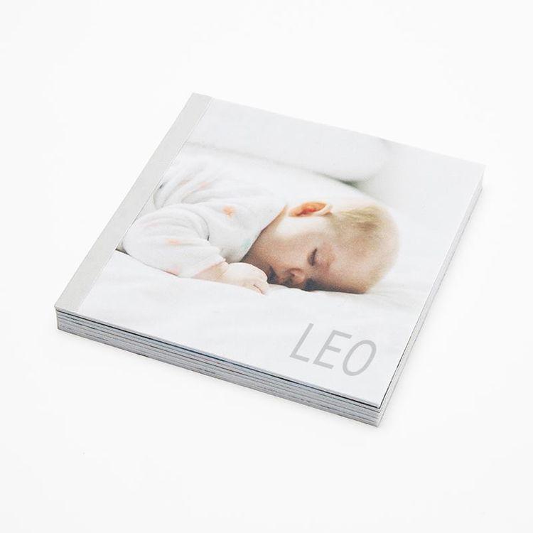 Album photo en tissu très doux pour bébé