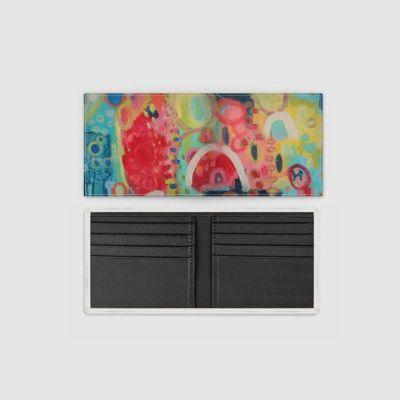 printed wallets