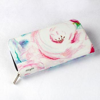 custom long wallet