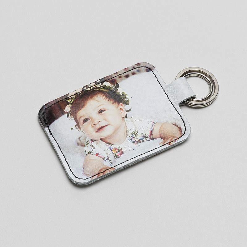 Custom Keychains Custom Leather Keychains With Photos