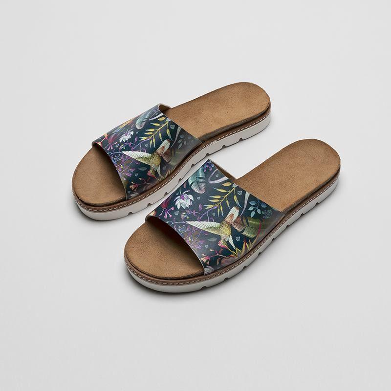 leder sandalen selbst gestalten