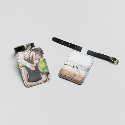 etiquetas maletas personalizadas fotos