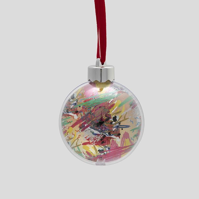 Custom Christmas Bauble Sets