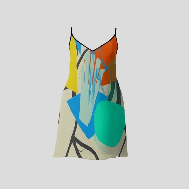 design your own slip dress
